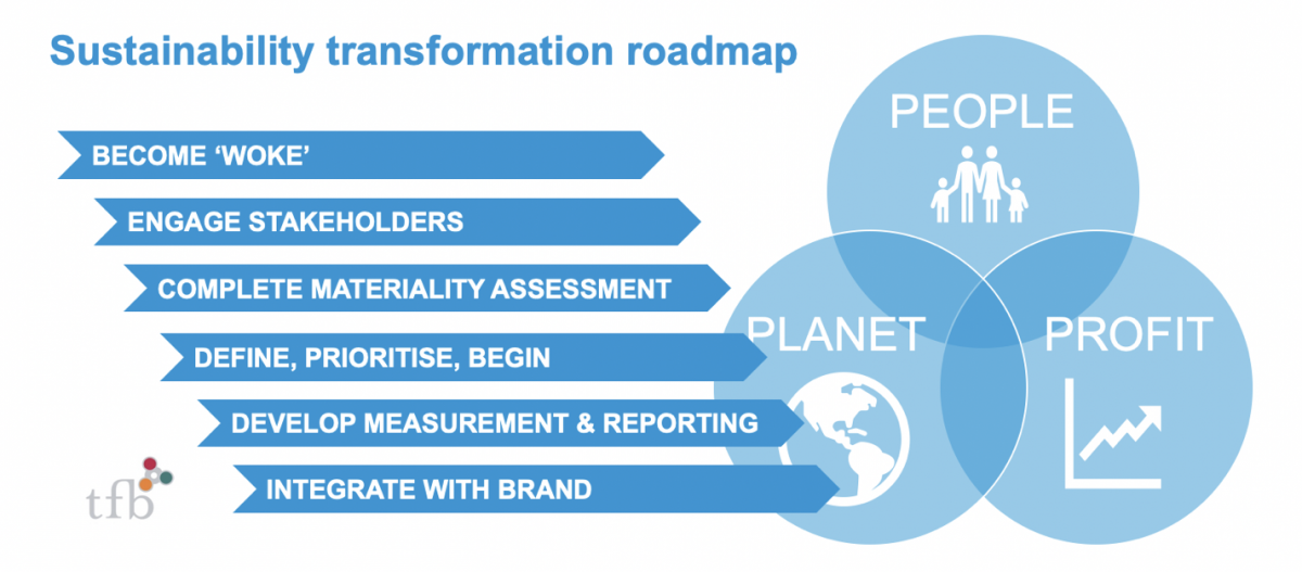 Sustainability Transformation Roadmap