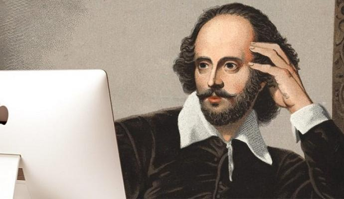 Shakespeare and Cyber Security by Indy Dhami